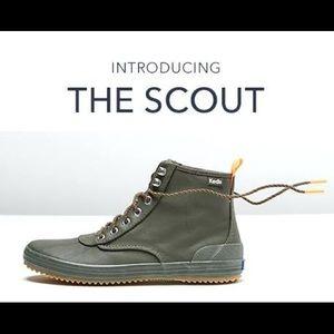 KEDS Scout Rainboots